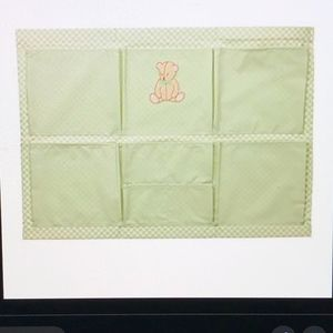 Baby Diaper WALL POCKET Organizer